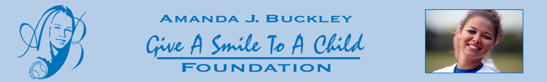 Amanda J. Buckley Give a Smile to a Child Foundation